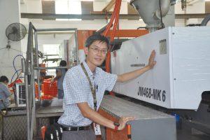 M.O. Pang, Executive Director