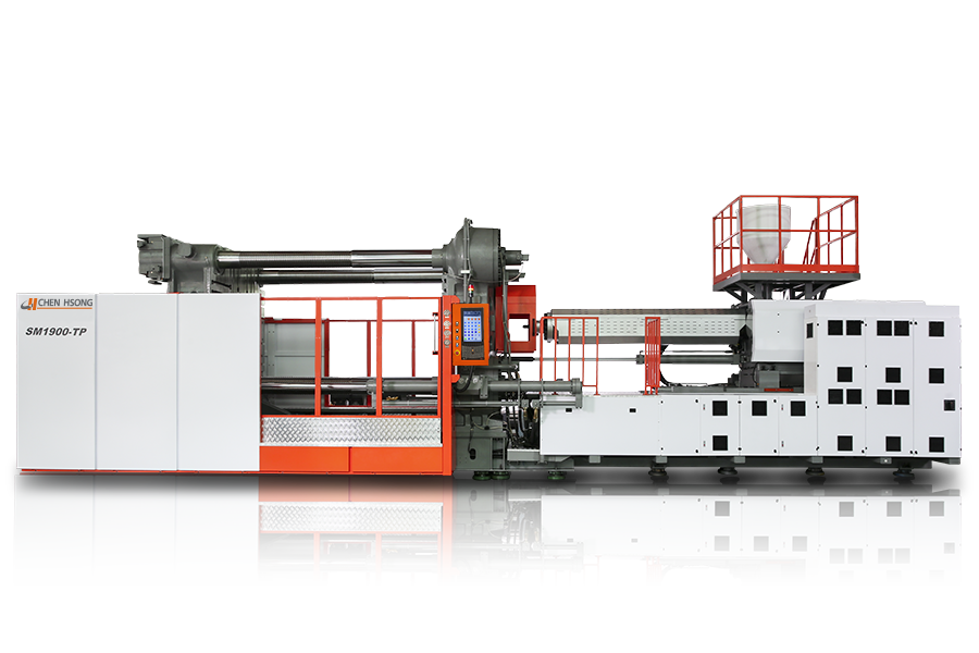 SMTP700 Two platen Injection molding machine